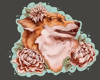 Fox Print M