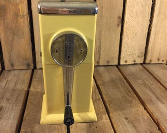 Vintage Ice O Mat Ice Crusher, Vintage Ice Crusher