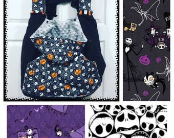 Nightmare Before Christmas Infant Car Seat