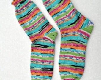 Knitted Socks 38/39