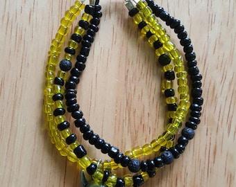 Bat diffuser bracelet, Aromatherapy bracelet, Superhero charm bracelet, Bat mask, comic jewelry, Batman bracelet, batman jewelry