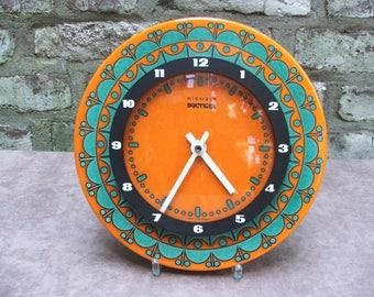 Kienzle Wall Clock Etsy