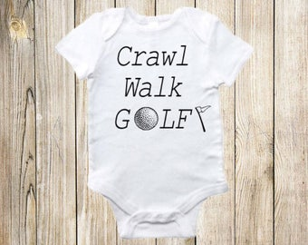 CRAWL WALK GOLF