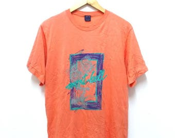 Hot Sale!!! Rare Vintage 90s MONTBELL T-Shirt Outdoor Hip Hop Skate Swag Large Size