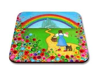 Dorothy and Toto Coaster