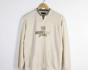 Michiko London Jeans Sweatshirt sweater
