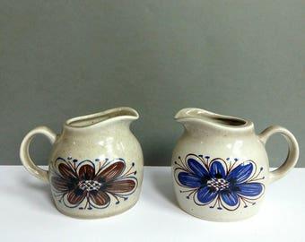 Stavangerflint Figgjo Florry Norway Stoneware creamer Scandinavian retro design