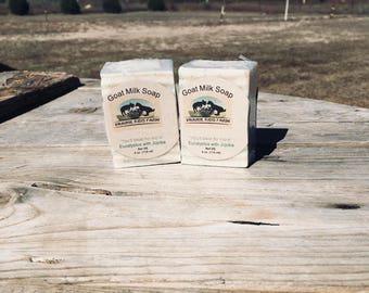 Eucalyptus Goat Milk Soap