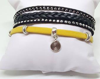 """DARK SAHARA"" women bracelet"