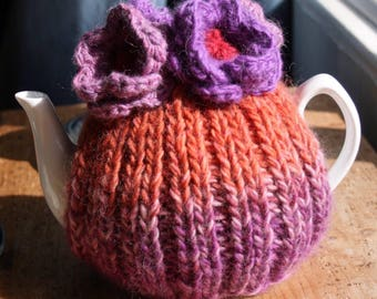 Sunset teapot cosy