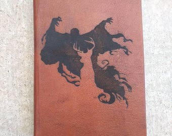 Leather Bound and Lasered Harry Potter and the Prisoner of Azkaban