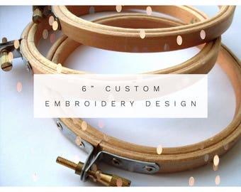 Custom Wall Hanging, Personalized Wedding Gift, Custom Baby Announcement, Custom Bridesmaids gift, Custom Wedding gift