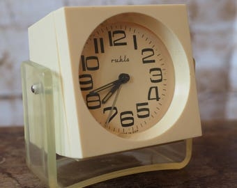 Vintage Clocks Etsy