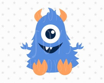 Monster svg Monster boy svg Funny Monster svg file Monster svg Funny Monsters svg Birthday boy SVG Cute Monster SVG Halloween svg Baby SVG