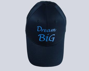 Hat, Dream Big, Cap