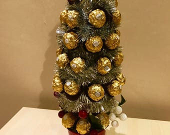Ferrero Rocher Xmas tree