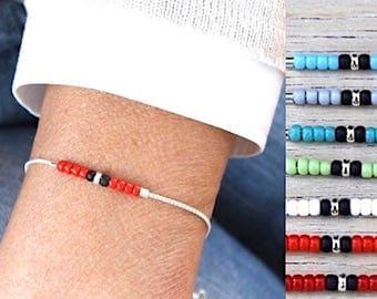 Bracelet Silver 925 and Miyuki color to choose