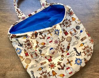 Large Nautical Bag
