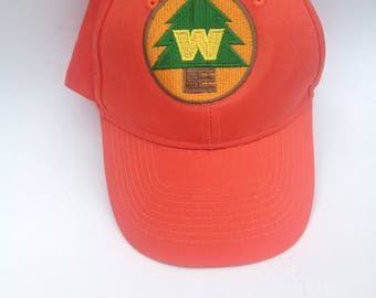 Wilderness Explorer hat in child or adult sizes Disney Pixar Up hat Embroidered Disney hat Russell from Up's hat