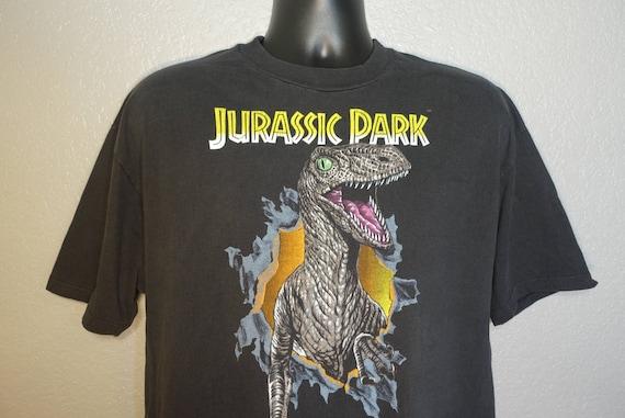 1993 RARE Jurassic Park - Promotional Universal Studios Florida - Vintage T-Shirt