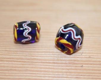 Viking Glass beads - glass bead viking of Ribe