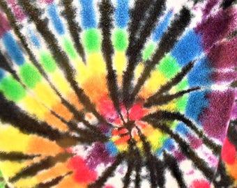 Tie Dye Towels// Gay Pride// Rainbow Pool Towels// Hippy Bathroom// Tie Dyed Beach Towel// Dorm life// Unique Housewarming gift// Fun!