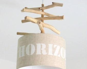 Luster - pendant - choose Driftwood