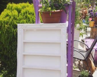 Nail glitter pot rack organizer shelf stand