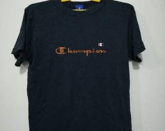 Rare champion t-shirt M size