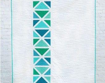 Ocean Path Quilt Pattern