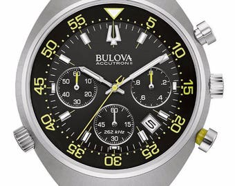 Bulova Accutron II - Lobster Chronograph - Original