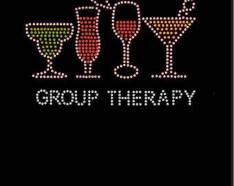 Group Therapy Bling Tee