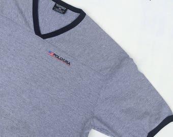 Polo Jeans Co Ralph  Lauren tshirt size L