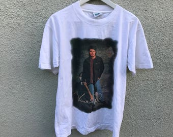 1997 Vince Gill & Bryan White Country Tour T-Shirt