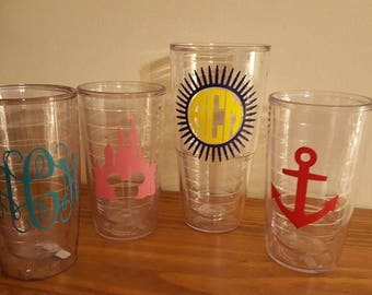 Personalized Tervis Tumbler