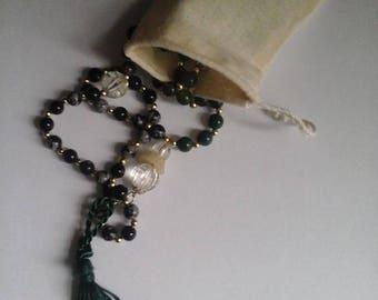 Mala 108 Beaded, Tibetan Style, Yoga/Meditation Beads