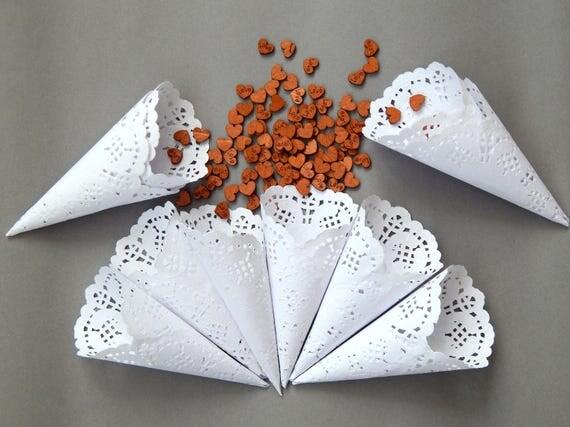 paper cones wedding. like this item? paper cones wedding