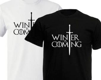 Winter is Coming - Game of Thrones tee