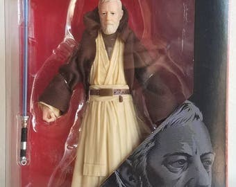 Star Wars Obi Wan Kenobi Black Series 6 inch figure