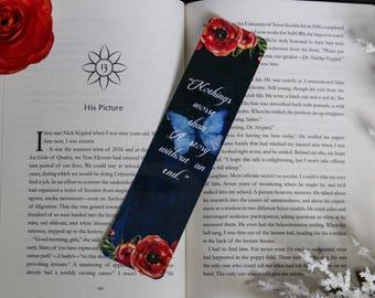 The Bone Season Bookmark