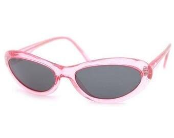 Pink Frame Vintage Sunnies