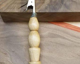 Maple Wood  Roach Clip