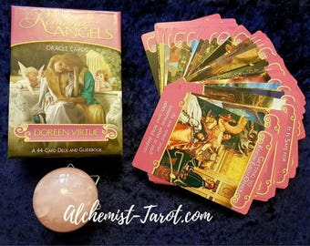 Romance Angel Card Reading by Claircognizant Reader of 28 years experience