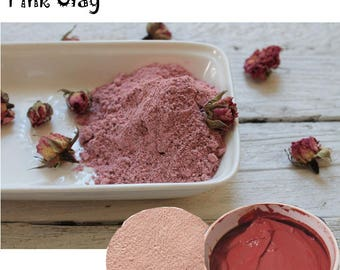 Botanical Gentle Facial Mask with Pink Clay      Cleansing  Soothing  Rejuvenation