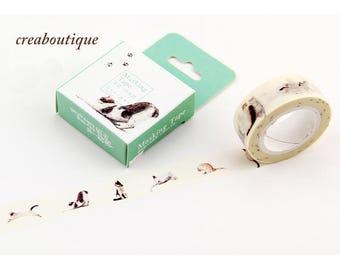 Masking Tape CAT/PAPER Tape/Deco Tape/washi tape