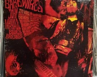 John Mayall's Bluesbreakers Bare Wires London Records PS 537 Original Gatefold Press Blues Rock LP