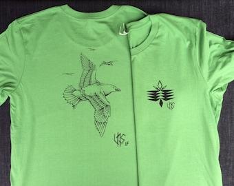 UNS Sea Birds Design