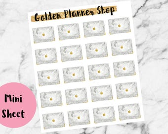 Laptop Computer Planner Stickers