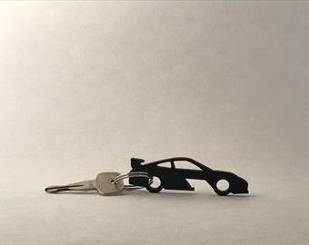 Porsche 911 GT3 996 997 991 Bottle Opener Keychain