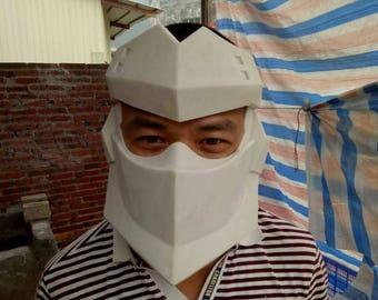 OW Blackwatch Genji helmet mask